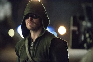 Stephe Amell In Arrow