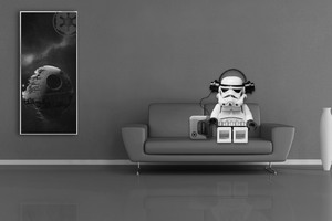 Stormtrooper Lego Star Wars