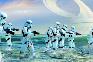 Stormtrooper Rogue One A Star Wars Wallpaper