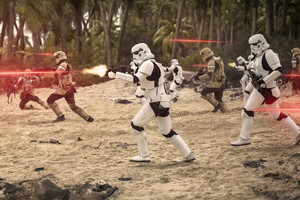 Stormtrooper Rogue One A Star Wars War 5k