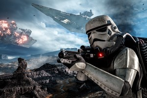 Stormtroopers Star Wars Battlefront Wallpaper