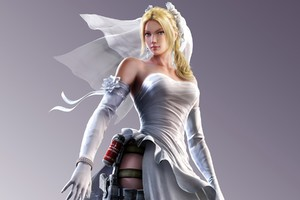 Street Fighter X Tekken Nina Williams