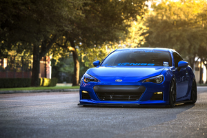 Subaru Brz Wallpaper