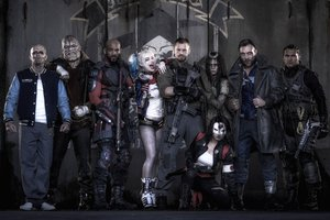 Suicide Squad Movie Team