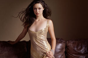 Summer Glau 3 Wallpaper