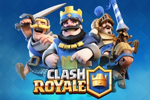 Supercell Clash Royale HD Wallpaper
