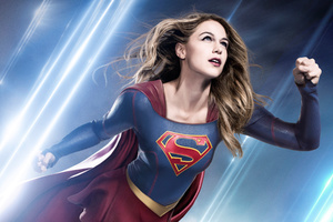 Supergirl 2017 2 Wallpaper
