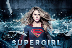 Supergirl 2017 Wallpaper