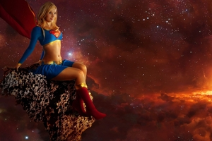 1280x800 Supergirl HD