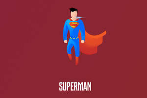 Superman Illustration 4k Wallpaper