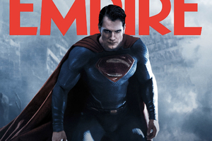 Superman Justice League Empire Magazine 2017