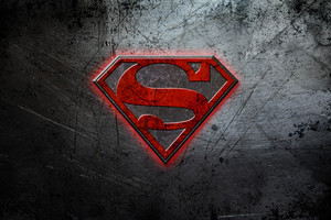 Superman Logo 4k