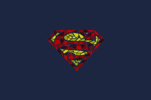 Superman Logo Artwork