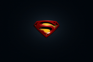 Superman Returns Logo Wallpaper