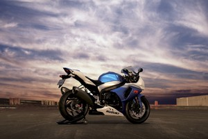 Suzuki GSX-R Bike Wallpaper