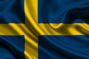 Sweden Flag Wallpaper