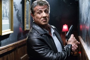 Sylvester Stallone In Escape Plan 2 Hades 2018 Movie Wallpaper