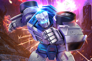 Tailgate Transformers Wallpaper