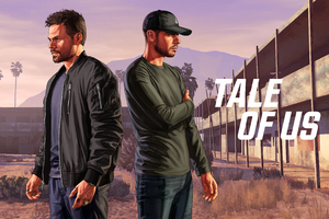 Tale Of Us GTA V Dlc 4k 2018 Wallpaper