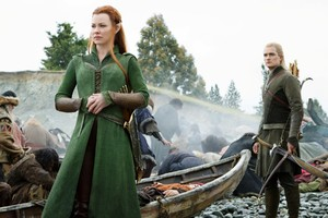 Tauriel In Hobbit