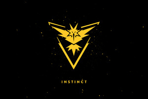 Team Instinct Dark Background