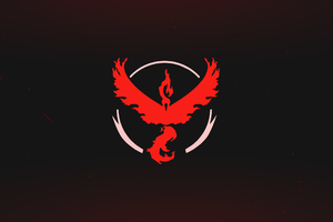 Team Valor Pokemon GO