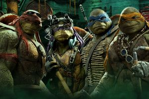 Teenage Mutant Ninja Turtles Movie 2