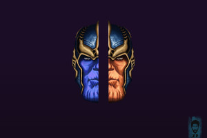 Thanos Artwork HD