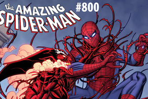 The Amazing Spider Man 800 Cover
