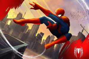 The Amazing Spidey Wallpaper