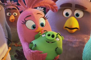 The Angry Birds Animated Movie