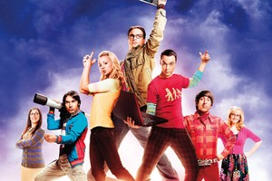 The Big Bang Theory 4 Wallpaper