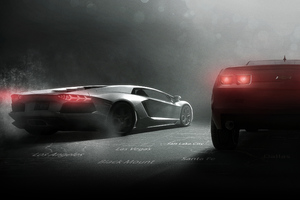 The Crew Key Art 5k