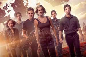 The Divergent Series Allegiant 2016 Movie