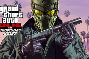 The Doomsday Heist Dlc Grand Theft Auto Online Wallpaper