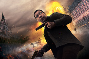 The Equalizer 2 10k Movie Wallpaper