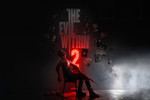 The Evil Within 2 8k Wallpaper