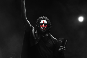 The First Purge Movie 2018 Wallpaper
