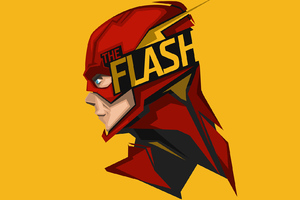 The Flash Abstract Art Wallpaper