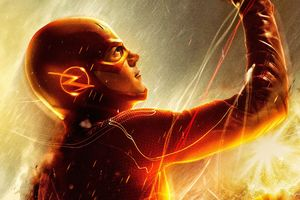 The Flash Art