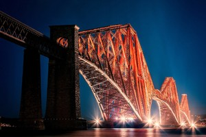 The Forth Bridge Edinburgh 2