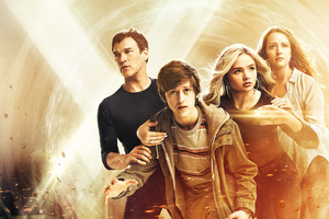 The Gifted 4k Wallpaper