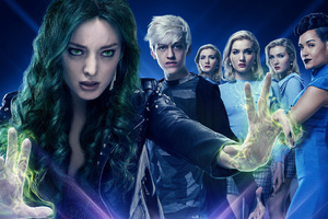 The Gifted Tv Show 4k Wallpaper