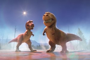 The Good Dinosaur Movie New Wallpaper