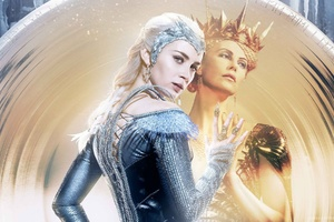 The Huntsman Winters War Movie