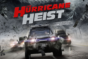 The Hurricane Heist Wallpaper