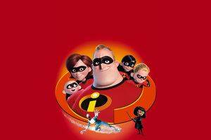 The Incredibles 2 5k Wallpaper
