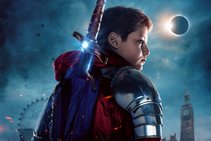 The Kid Who Would Be King 2019 5k Movie