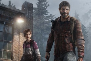 The Last Of Us Joel Eliie