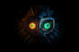 The Legend Of Zelda Majora Mask